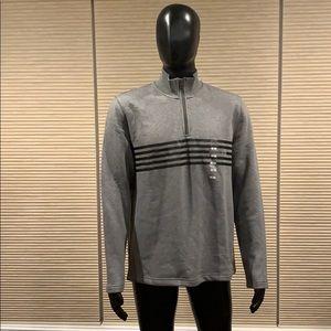 Calvin Klein jeans half zip sweatshirt NWT